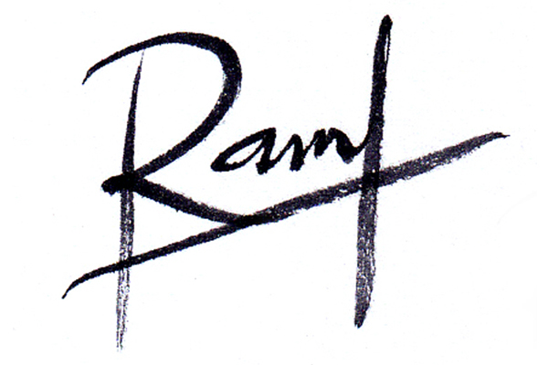 Ross Angelo Mendoza's Signature
