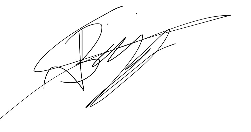 Jake biggin's Signature