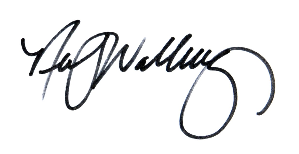 Neil Walling's Signature