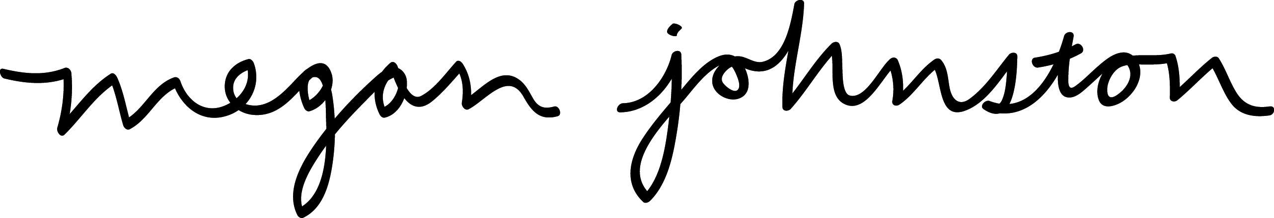 Megan Johnston's Signature