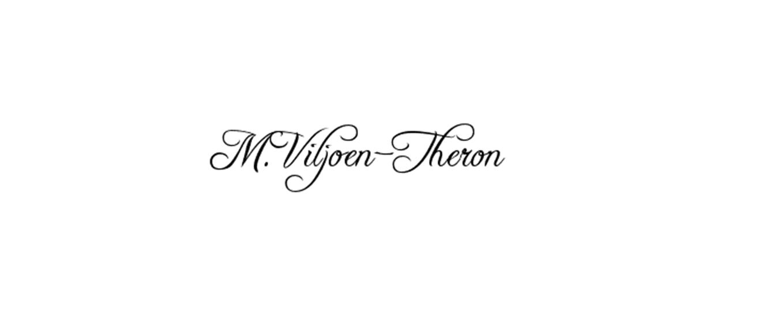 Madeleen Viljoen-Theron's Signature