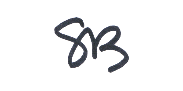 Sharon Steiner's Signature