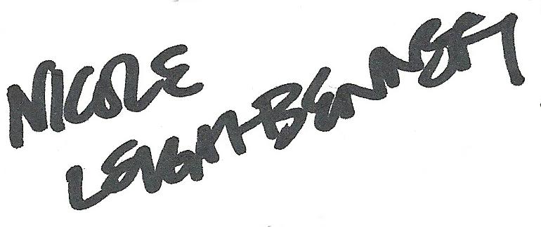 Nicole Leigh-Bennett's Signature