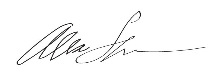Alexandra Sternin's Signature