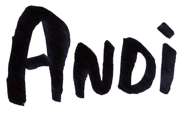 Andrea Scurto's Signature