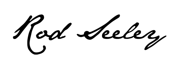 Rod Seeley's Signature