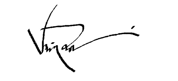 Kevin Lucero Less's Signature