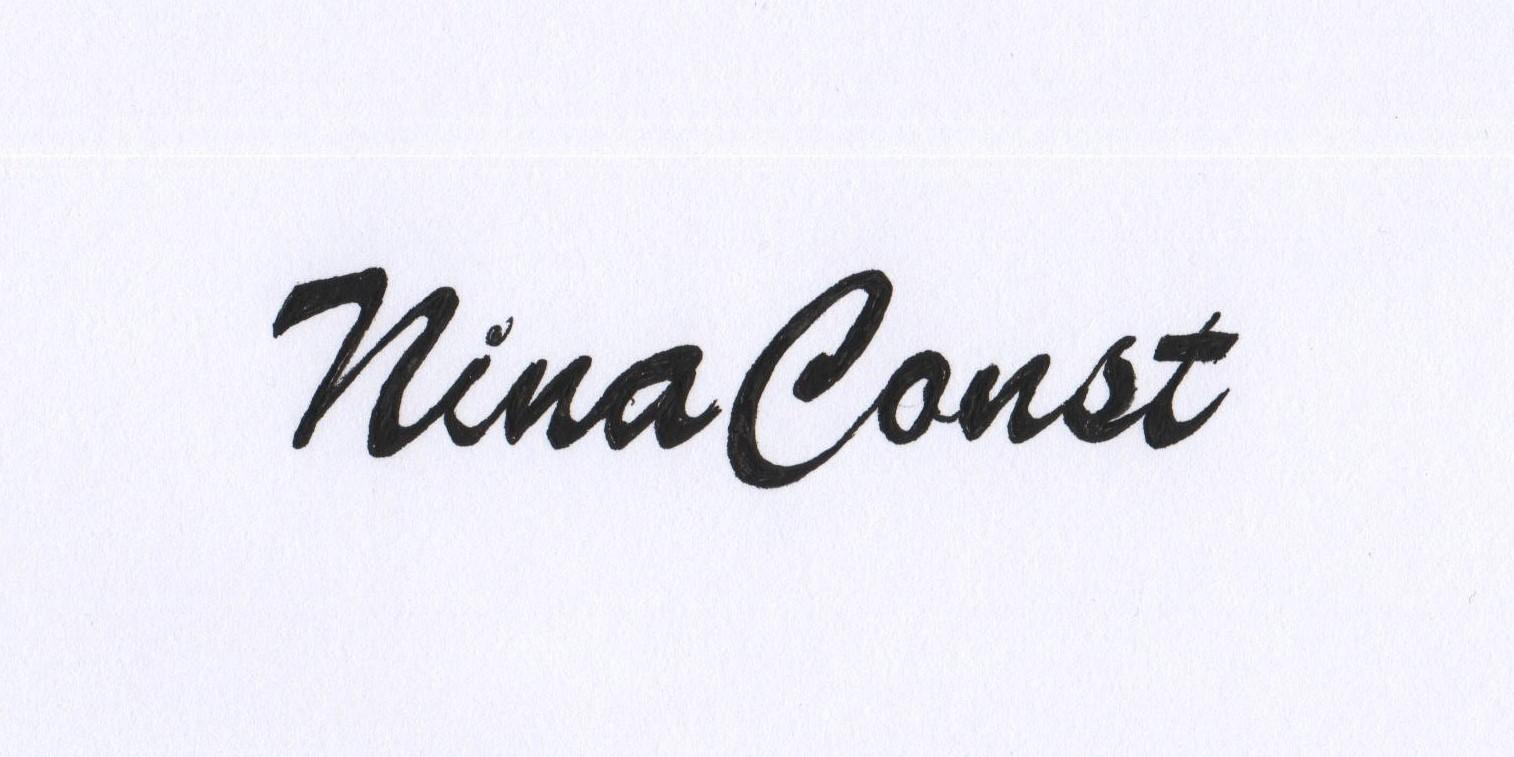 Antonina Constantinou's Signature