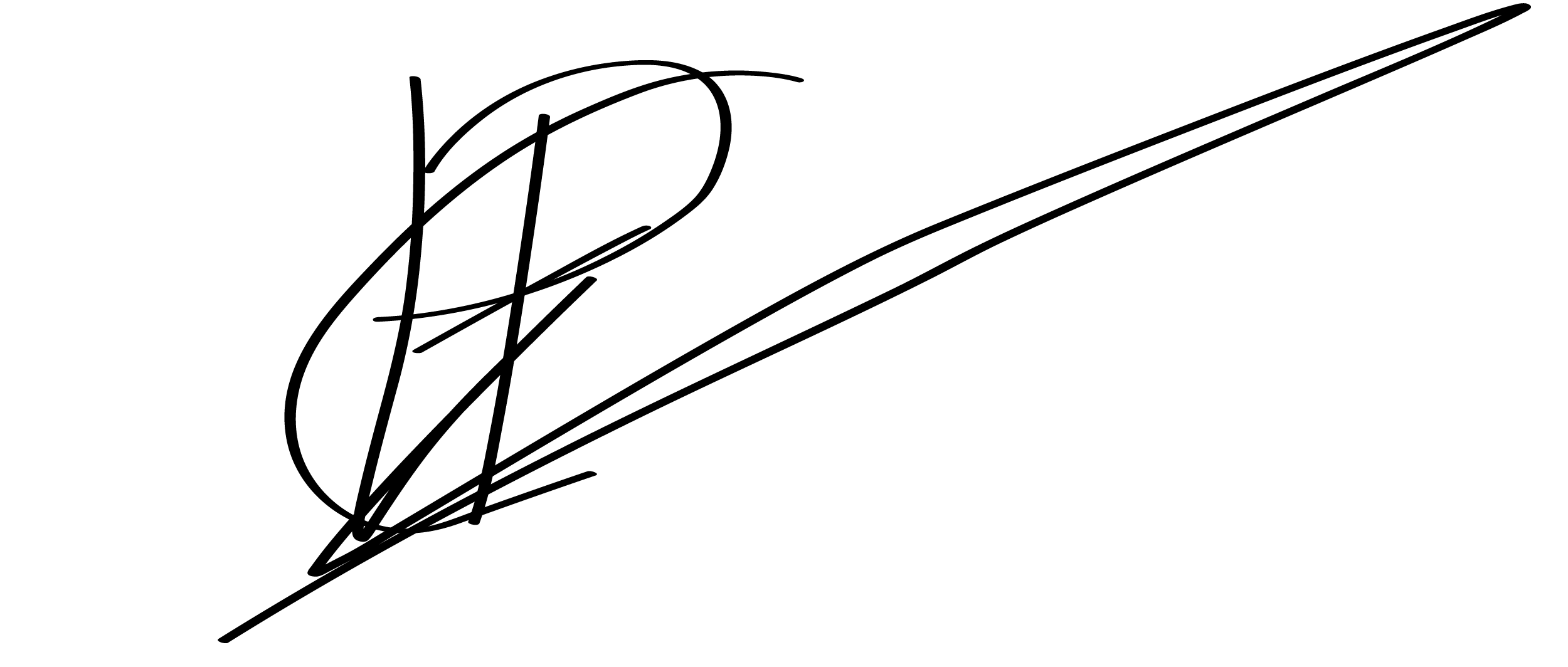 Caitlin white's Signature