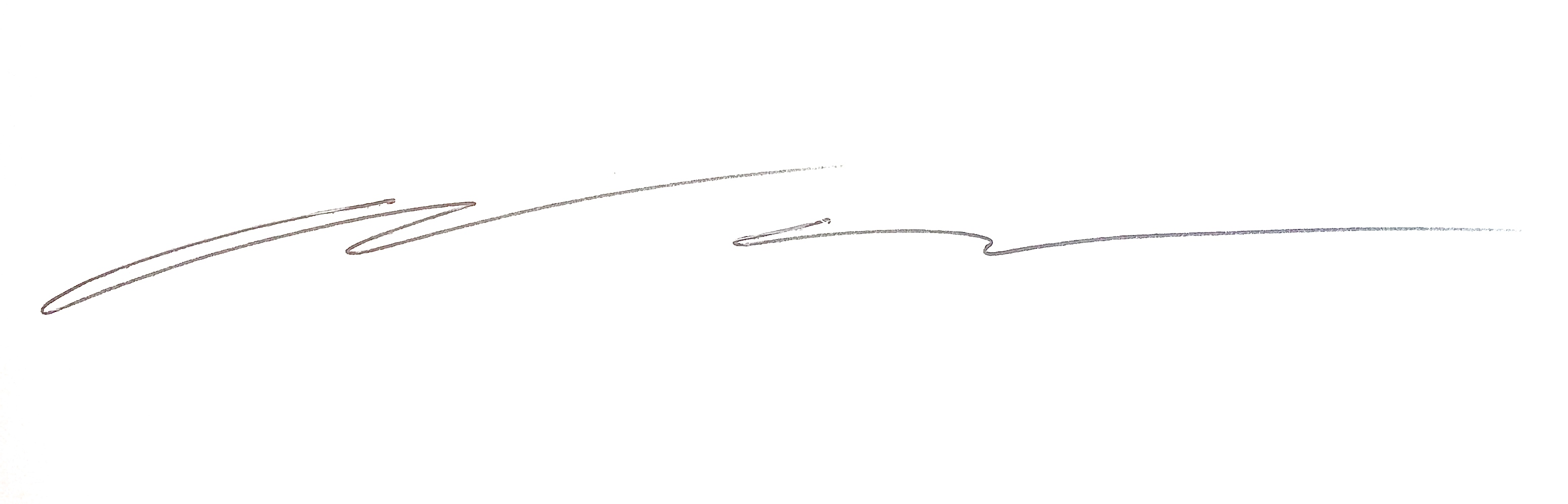 Allison Weeks's Signature