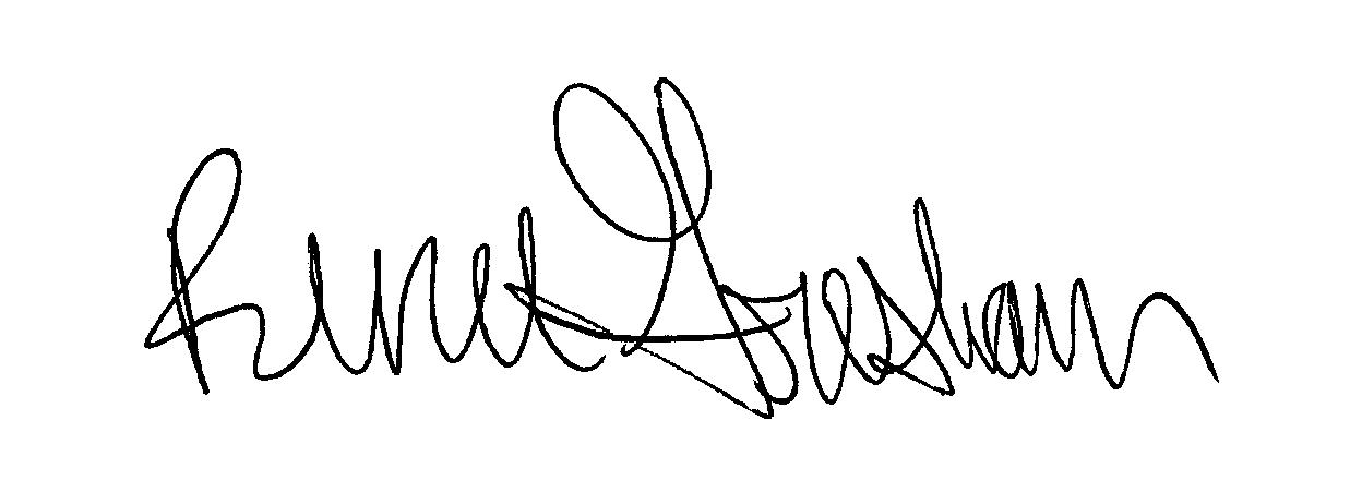 Renee Gresham's Signature