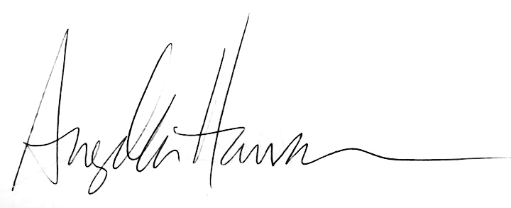 Angela Hansen's Signature