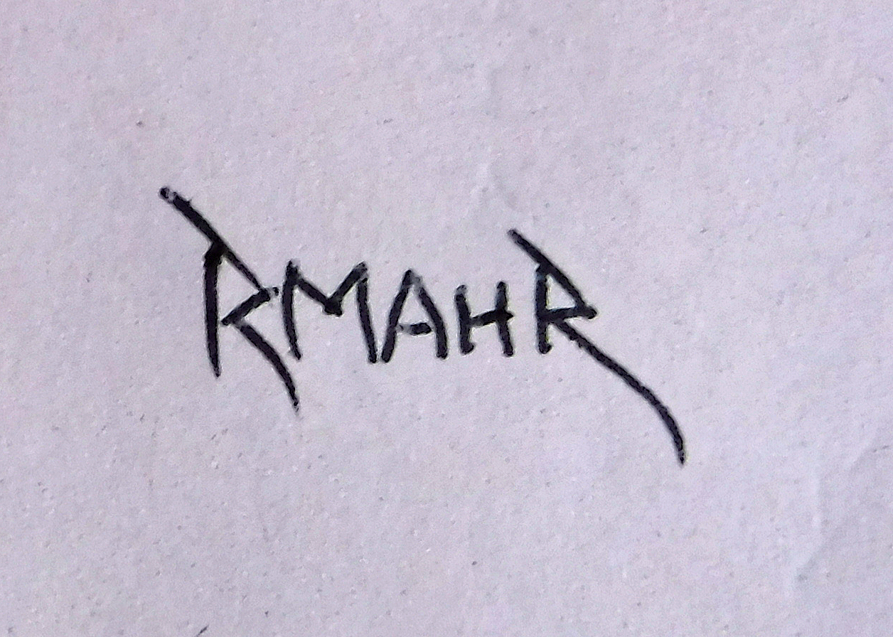 Rosalyn Mahr's Signature