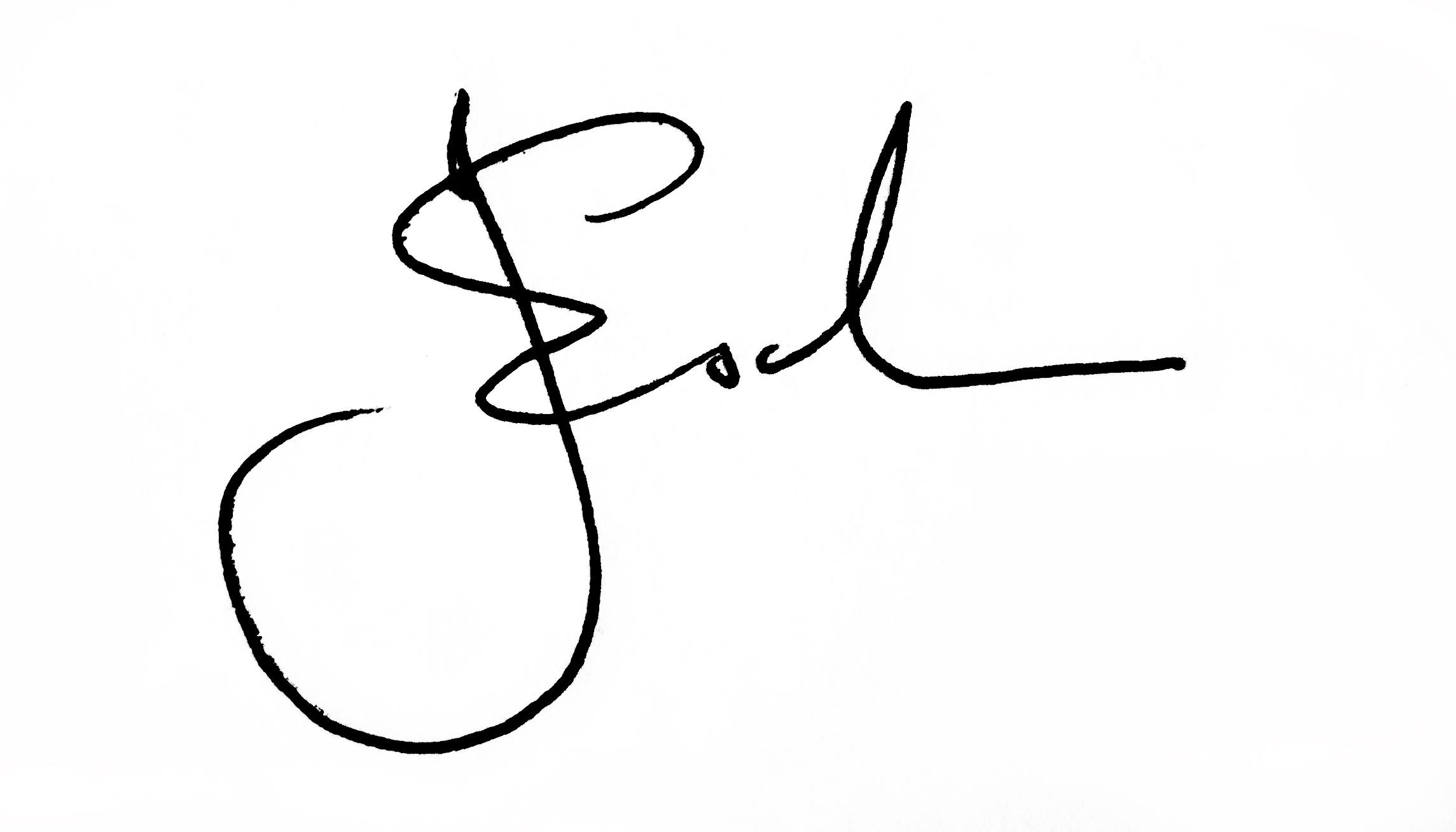 Jae Esch's Signature
