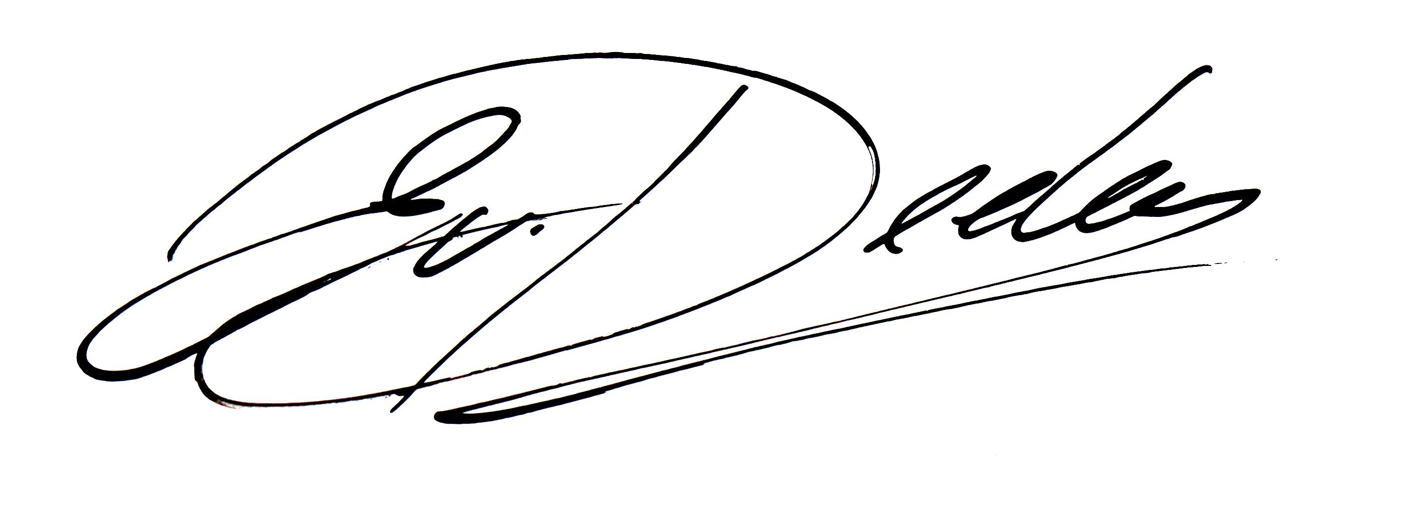 Ellen van Deelen's Signature