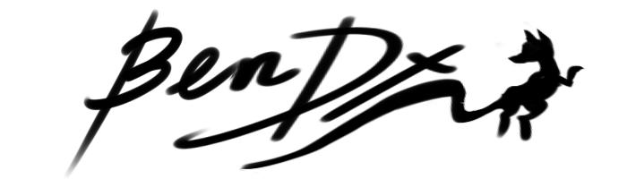 Benjamin Detraux's Signature