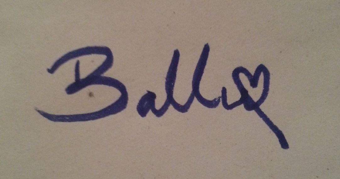 charley balli's Signature