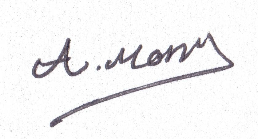 Eman Allam's Signature