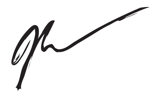 richard rabassa's Signature