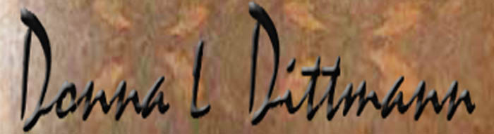 Donna Dittmann's Signature
