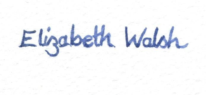 Elizabeth Walsh's Signature