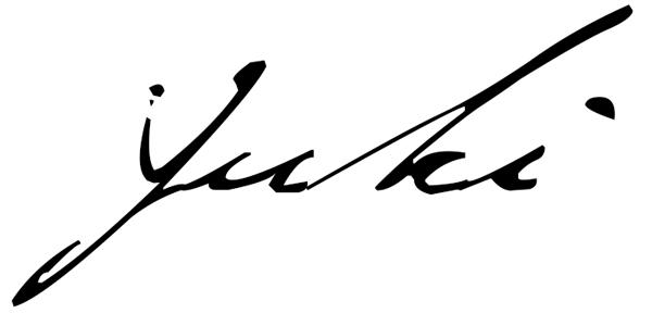 Yukari Vlasaty's Signature