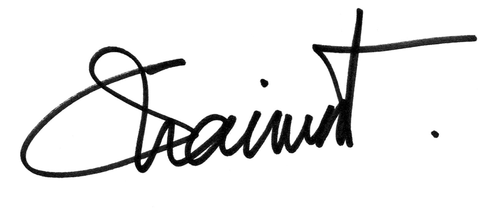 CHAIWAT THITICHAIPAT's Signature