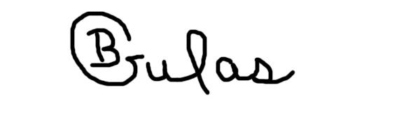 Barbara Gulas-Wilson's Signature