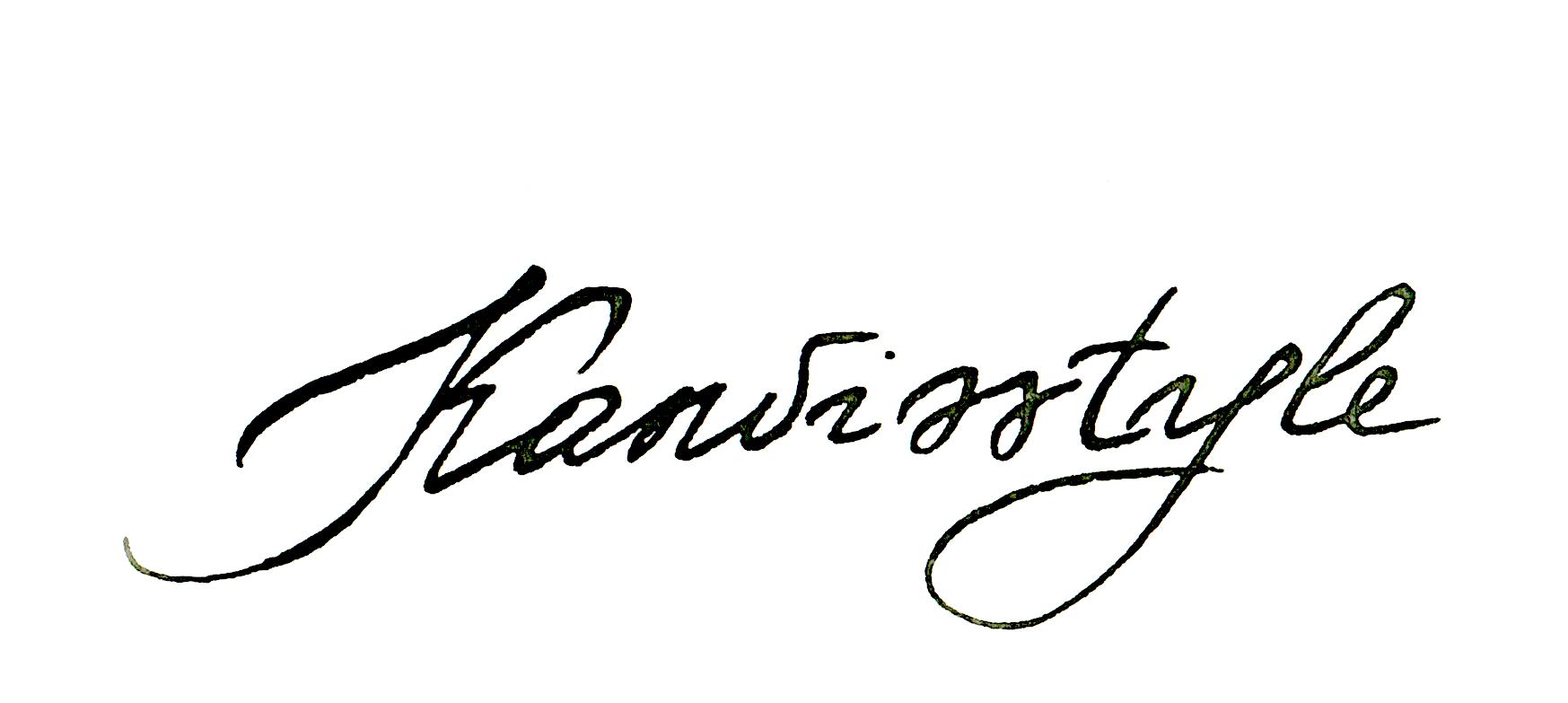 KANVISSTYLE's Signature