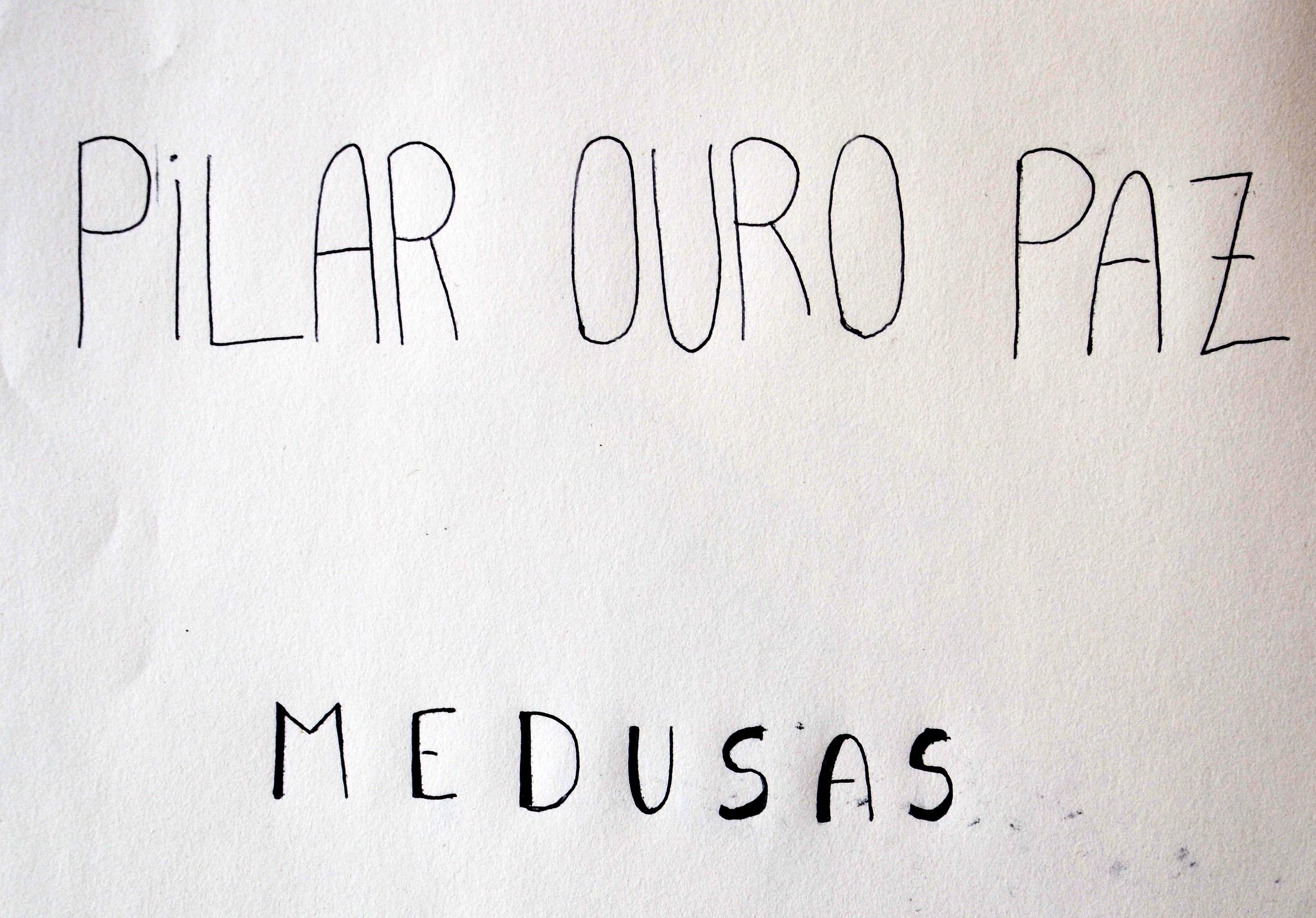 Pilar Ouro Paz's Signature