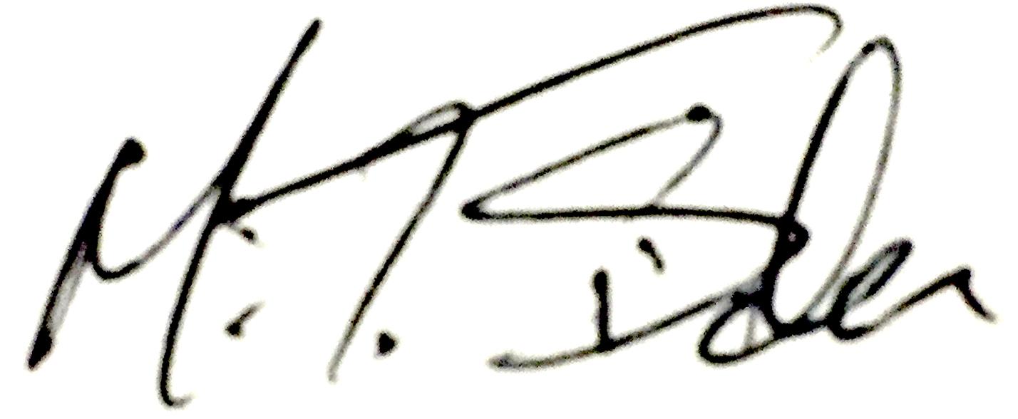 Muhammad  Sida's Signature
