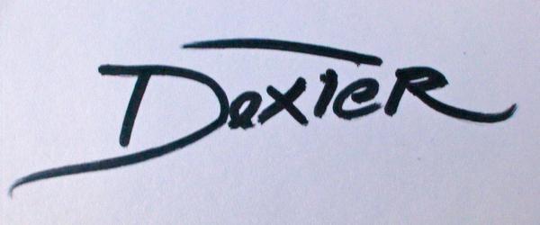 Dexter Smith's Signature