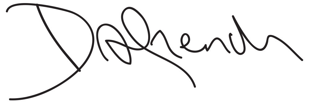 dafrench Design's Signature
