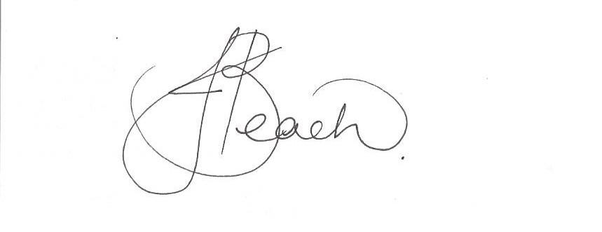Jenny Beach's Signature