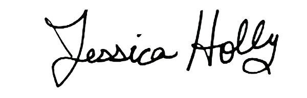 Jessica Holly's Signature