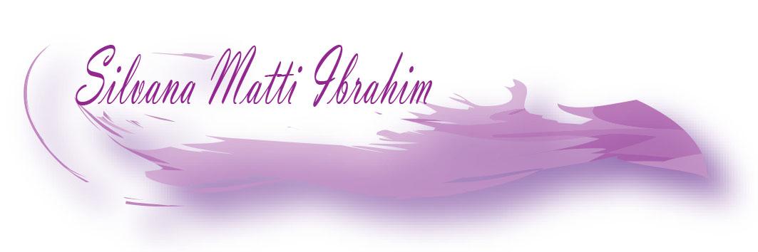 silvana matti ibrahim's Signature