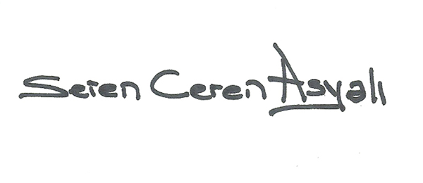 seren ceren asyalı's Signature