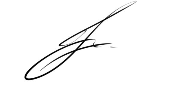 Ignatius Joseph's Signature