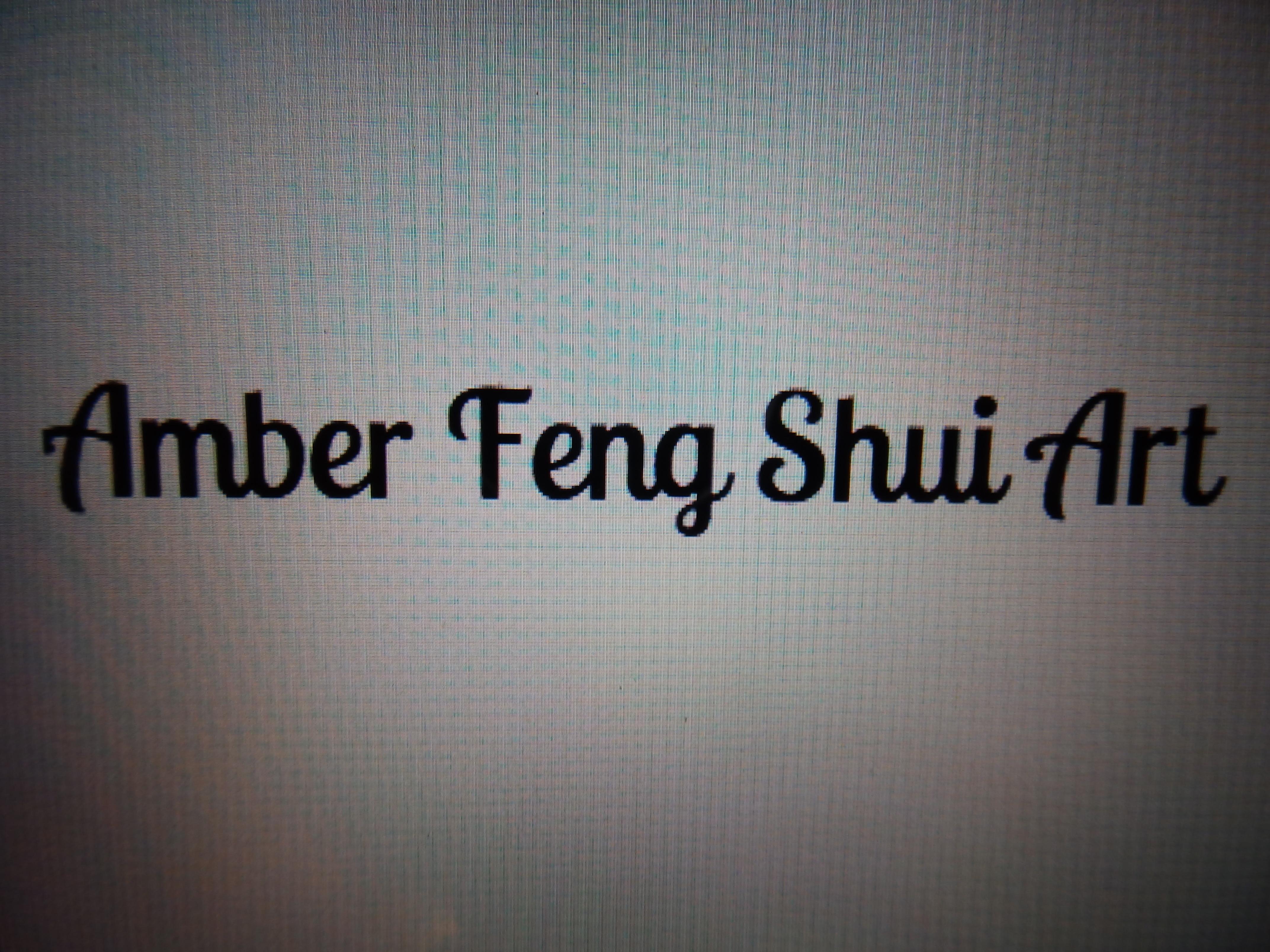 Amber Feng Shui Art's Signature