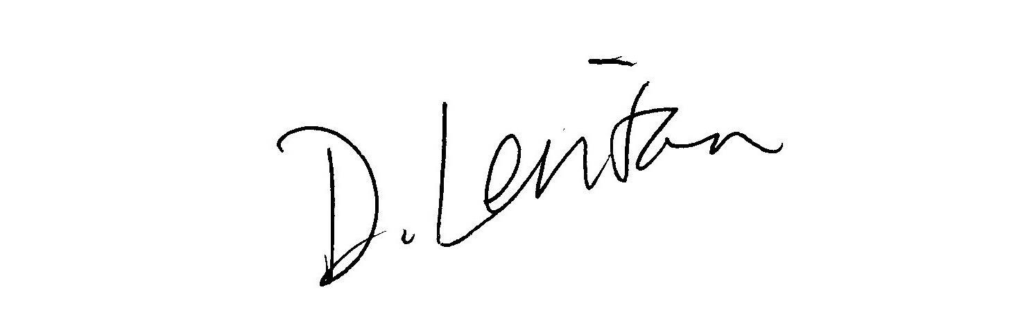 DEBORAH LEVITAN's Signature