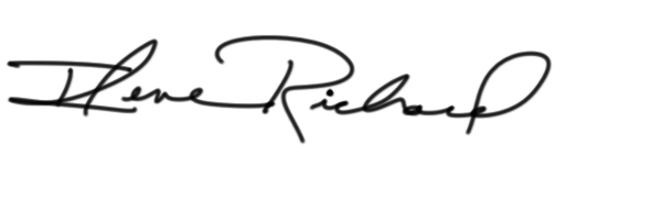 Ilene Richard's Signature