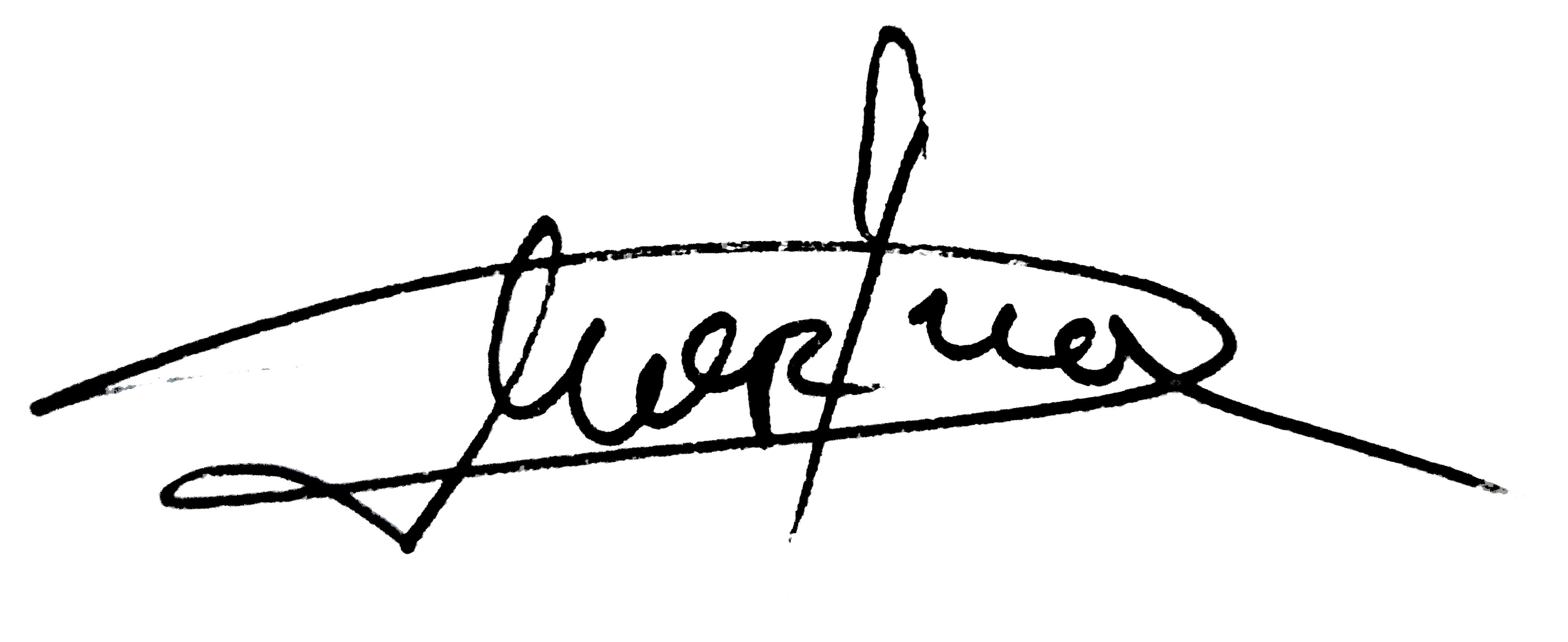 Marina Popska's Signature