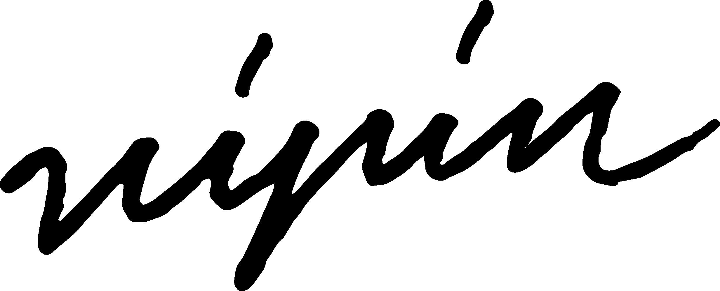 Vipin Udayanan's Signature