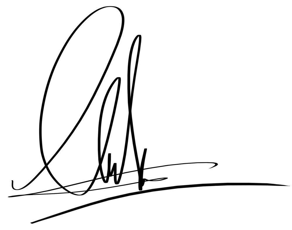 Taufik Ridwan's Signature