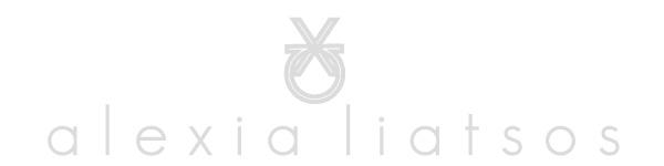 Alexia Liatsos's Signature