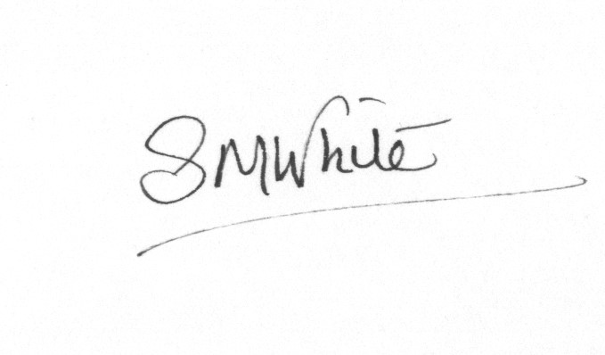 sonya white's Signature