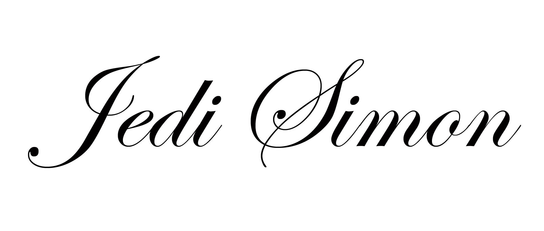 JEDI SIMON's Signature