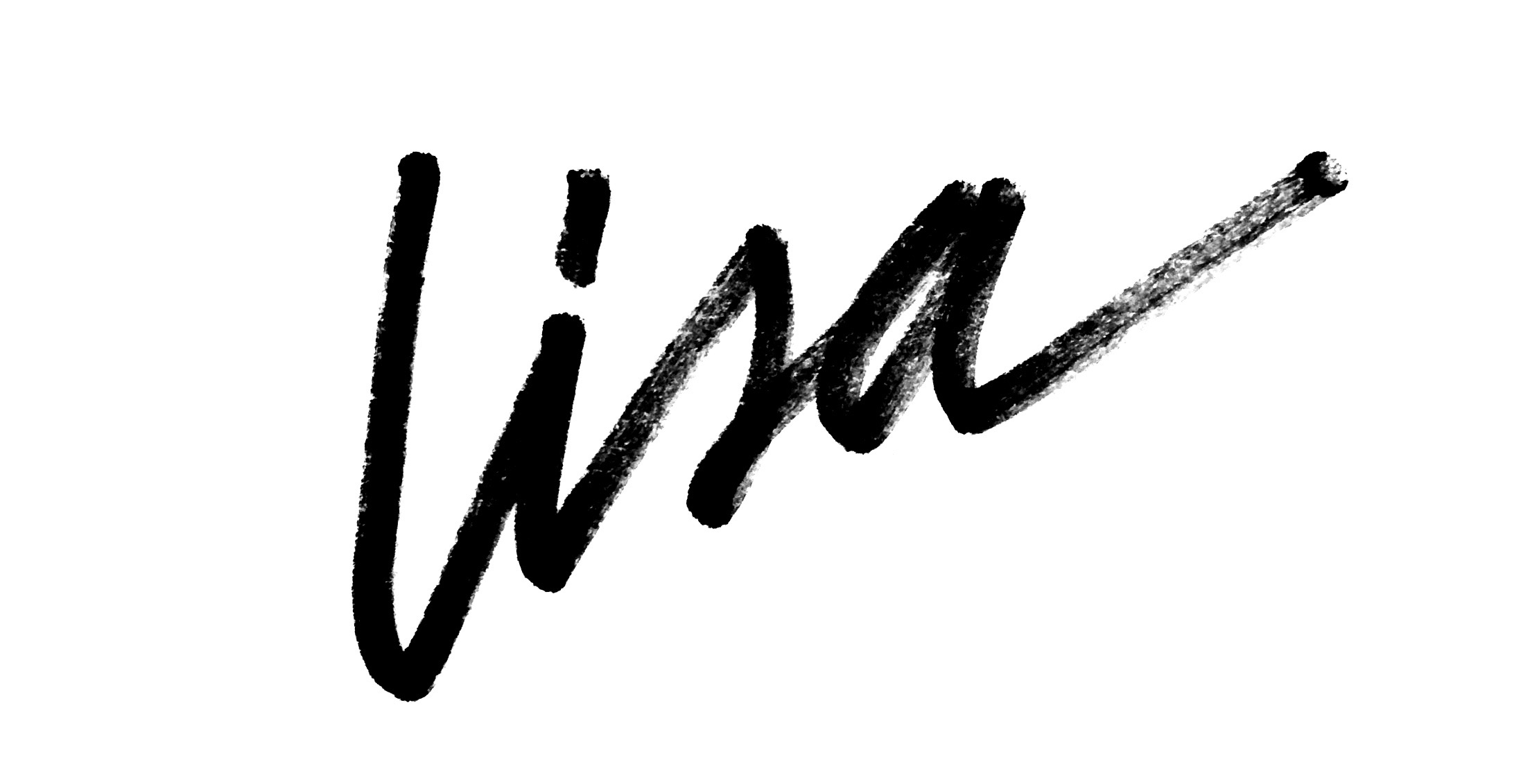 Lisa Carpenter's Signature