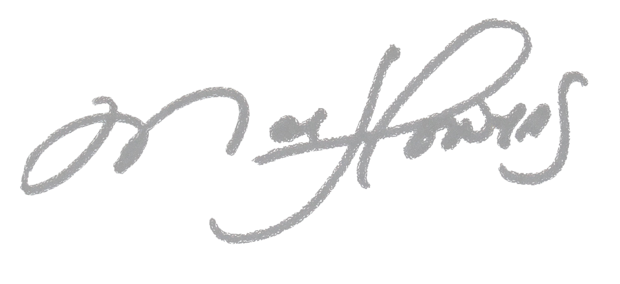 Maurice Flowers's Signature