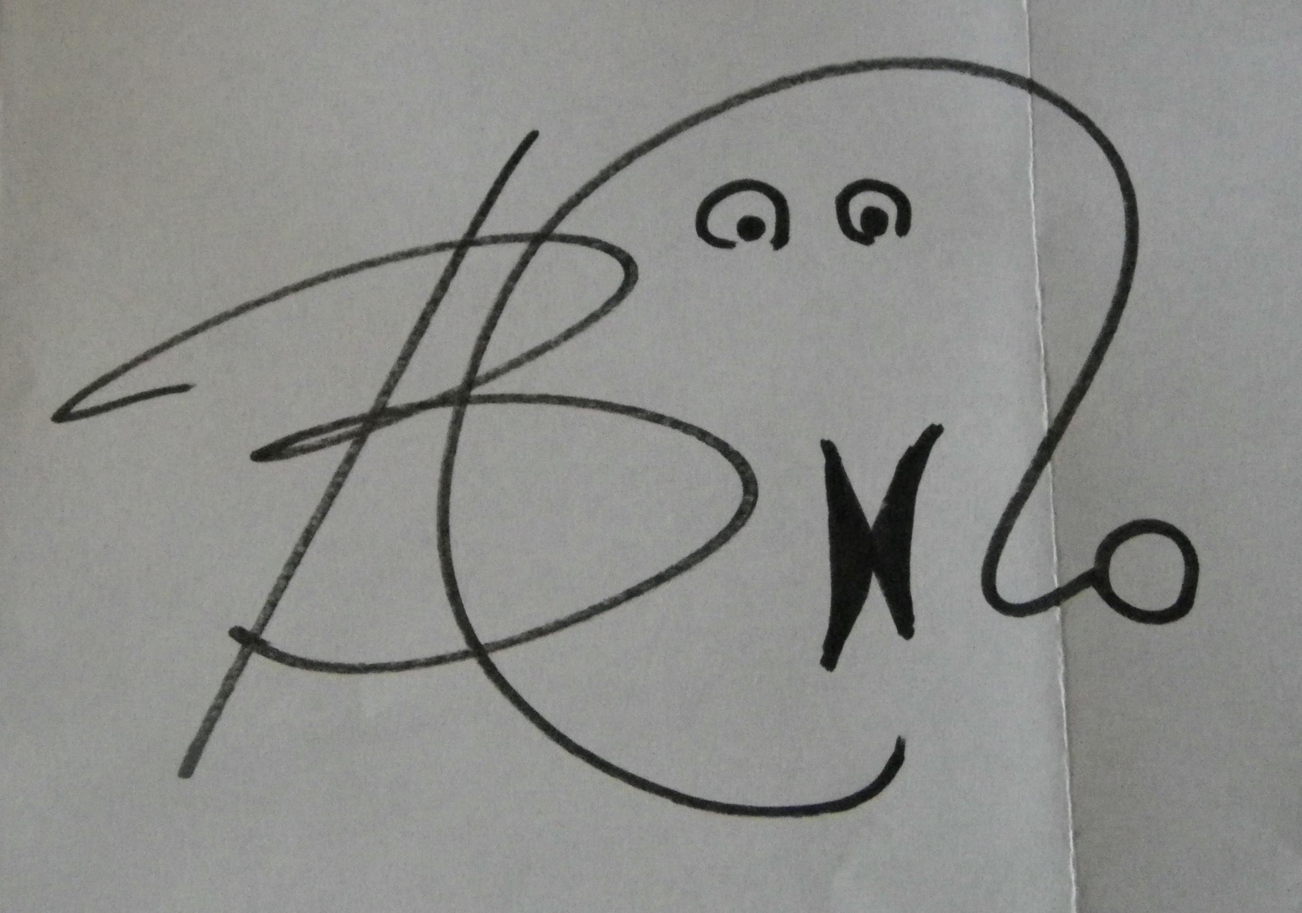 Bernard Beneito's Signature